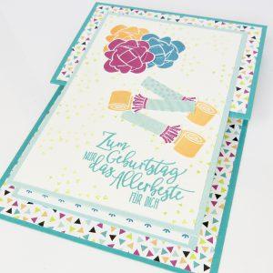 Geburtstagskarte Perfekter Geburtstag