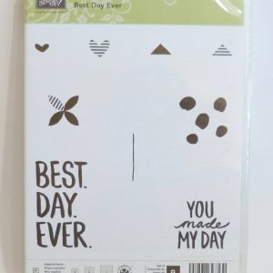 Best day ever von Stampin' Up!