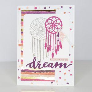 Dreamcatcher, Traumfänger, Karte