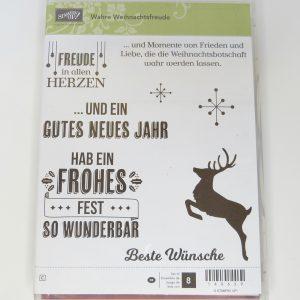 Wahre Weihnachtsfreude