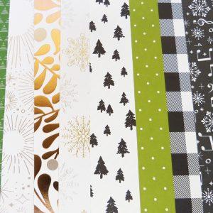 Weihnachten Designerpapier
