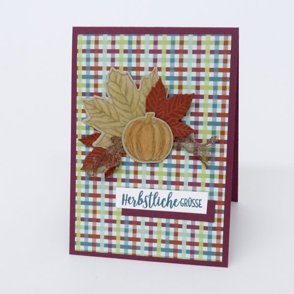 Herbstliche Grüße