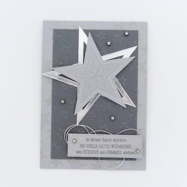 Silberner Stern
