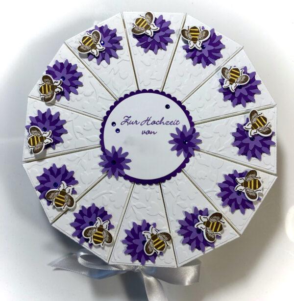 Torte Bienen
